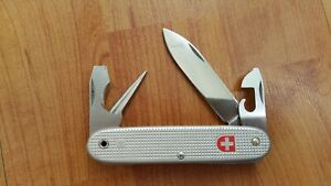 1981 Victorinox 93mm, model 1961 Alox soldier Swiss Army Knife