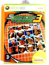 Smash Court Tennis 3 Xbox 360 Nuevo Videojuego Retro Precintado Sealed New SPA