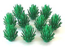 *NEW* 10 Pieces Lego PLANT GREEN PRICKLY BUSH Trees 2x2x4 6064