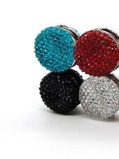 Magnetbrosche Jacke Schwarz Silber Schal Clip Silber Accessoires Cardigan NEU