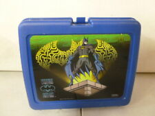 1997 Thermos Virtual Batman Plastic Lunchbox with Thermos (1)