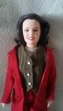 Rosie O' Donnell 1999 Barbie Doll In Original Red Suit Out Of Box