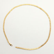 New Charm 18K Yellow Gold Plated GP Necklace Chain For Women As Gift C169