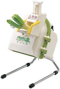 CHIBA Electric Green Onion Slicer Machine Negihei Junior 100V Japan
