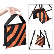 New Orange Photo Studio Tripod Flash Light Stand Counter balance Weight Sandbag