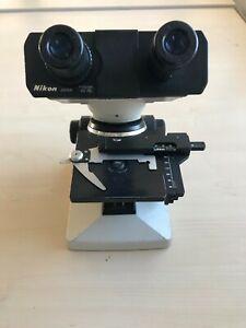 Nikon SE Binocular Microscope (Main Body Only) / 883841