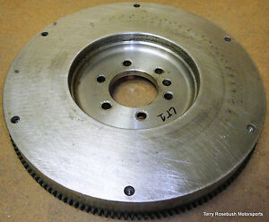 """Centerforce #700174 Steel Flywheel, SB Chevy, 153-Tooth, 10.5"""",  Ext Balance,"""