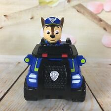 "Paw Patrol Chase Police Cruiser Vehicle And 2"" Tall PVC Figure Free S/H #2"