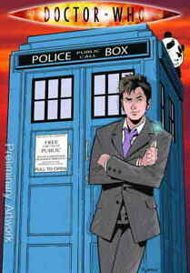 Doctor Who (3rd Series) Annual #2010 VF/NM; IDW   save on shipping - details ins