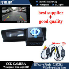 Wireless Sans fil Voiture camera de recul for Toyota CAMRY Picnic Verso Yaris