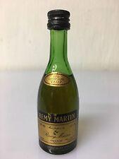 Mignon Miniature Remy Martin Cognac Fine Champagne VSOP 3cl 40% Vol Vintage