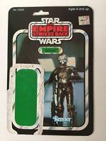 Star Wars Vintage Zuckuss Card Back Kenner 48 Back 1982
