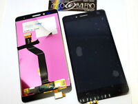 P1 DISPLAY LCD +TOUCH SCREEN PER HUAWEI HONOR 5X GR5 KIW-L21 VETRO NERO NUOVO
