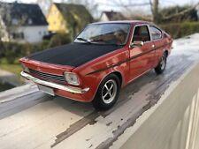 MINICHAMPS 1:18 Opel C Kadett SR 1976 by RACEFACE-MODELCARS