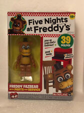 McFarlane  FIVE NIGHTS AT FREDDY'S  PARTS AND SERVICES MICRO SET 39 Pieces  MIB!