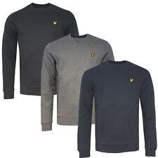Lyle & Scott Long Sleeve Cotton Sweatshirts for Men