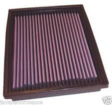 Kn air filter (33-2627) Filtración de reemplazo de alto caudal