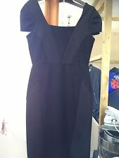 ladies black and lace dress size 12