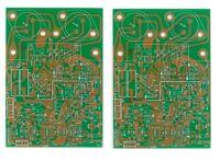 Class A dynamic biasing 80W amplifier PCB Quad 405 2pcs