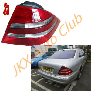 Rear TaillLight Right Passenger No Bulb for Mercedes Benz S-Class W220 S350 S430