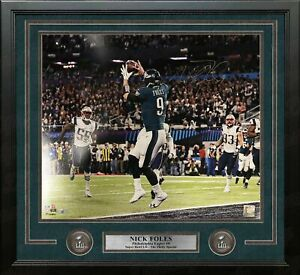 Nick Foles Eagles Super Bowl Philly Special Autographed Signed 16x20 Fanatics