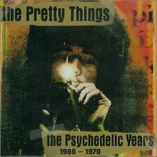 THE PRETTY THINGS - PSYCHEDELIC YEARS, 1966-1970 NEW CD
