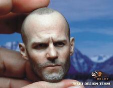 """BELET 1,6 absolu héros-Jason Statham HeadSculpt 2.0 (BT012) F 12"""" Figure corps"""