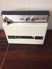 Vintage MIDLAND 5 Transistor Tape Recorder Made In Japan Model 12-320