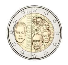2 Euro Luxemburg 2015 125 Jahre Dynastie Nassau-Weilbourg BU