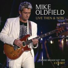 Mike Oldfield - Live Then & Now (2cd) NEW 2 x CD
