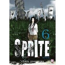 SPRITE 6 DI 15 Yugo Ishikawa - GP PUBLISHING - NUOVO