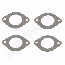 For Set of Four Exhaust Gaskets Stone 20692-65J00 for Nissan 370Z 2012-2013