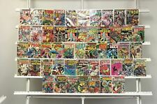 Vintage Marvel  Thor Hulk She-hulk Spider-man Marvel 25 Lot Comic Book Comics