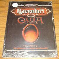 GUIA DE RAVENLOFT VOLUMEN I. LIBRO DE ROL PRECINTADO