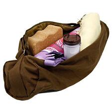 Tasche für Yogamatte, braun, Baumwolle, Polyester, 70 x 21 cm, Meditation
