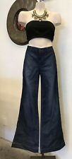 SIWY NWOT Wide Leg Jeans 26 70s Inspired Retro Distressed Flare Woman's Chic