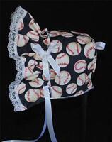 New Handmade Pink Tree Branch Camouflage  Baby Sun Bonnet