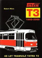 Book - Tatra T3 Tram Czech 1960 2000 - 40 let Tramvaji Tatra T3 - Robert Mara