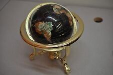 3D Lapis Gemstone Globe