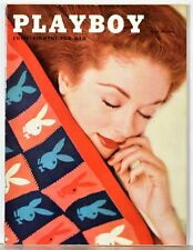 PLAYBOY | May 1956 | VF+ Condition | Dolores Taylor
