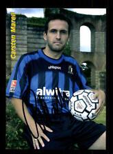 Carsten Marell Autogrammkarte Eintracht Trier 2003-04 Original Signiert+ A 73245