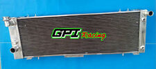 2ROW Aluminum Radiator For Jeep Cherokee XJ 4.0L Right Hand Drive 1994-2001