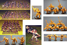 15mm Fantasy Hellian Core Army (152 figures) Normally $179.00