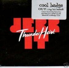 (244S) Thunder Heist, Jerk It - DJ CD