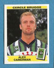 FOOTBALL 96 BELGIO Panini - Figurina-Sticker n. 91 -A. CAMERMAN-C.BRUGGE-New