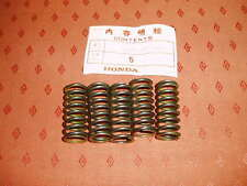 HONDA CR250 MT250 CR MT NOS GENUINE CLUTCH SPRINGS X 5 # 112