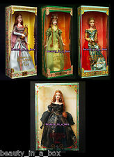 Bard Spellbound Lover Faerie Queen Aine Legends of Ireland Barbie Doll Celtic 4