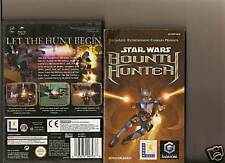 STARWARS BOUNTY HUNTER NINTENDO GAMECUBE / WII FETT STAR WARS