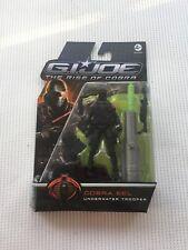 Gi Joe Rise of Cobra sealed Cobra Eel Underwater Trooper