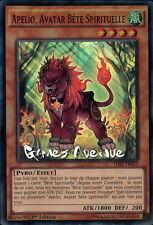 Yu-Gi-Oh ! Carte Apelio, Avatar Bete Spirituelle THSF-FR025 - SUPER RARE